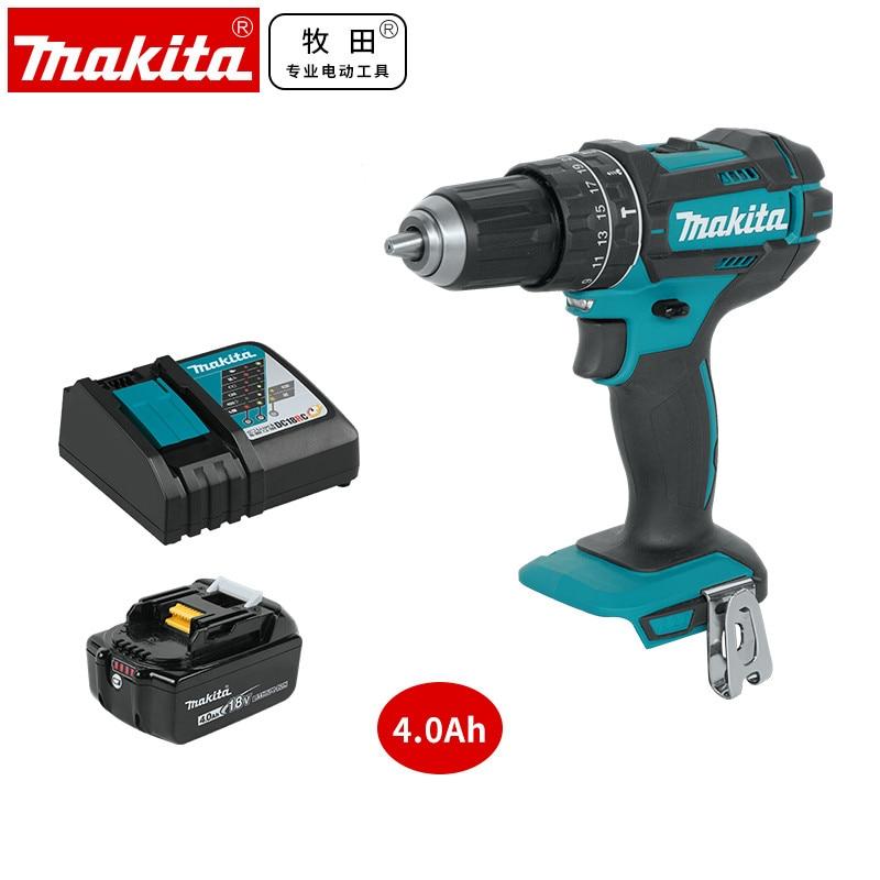 Makita DHP482 DHP482Z  DHP482RFE DHP482RAE 18V LXT Li-ion Cordless 2 Speed Combi Drill Replace For DHP456 DHP456Z