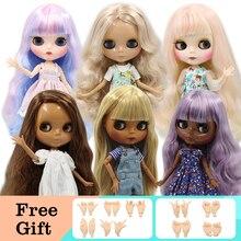 Muñeca Blyth ICY 1/6 muñecas de moda para niñas, juguetes de BJD de cuerpo articulado DIY, regalo para niñas, oferta especial con juego de mano A & B