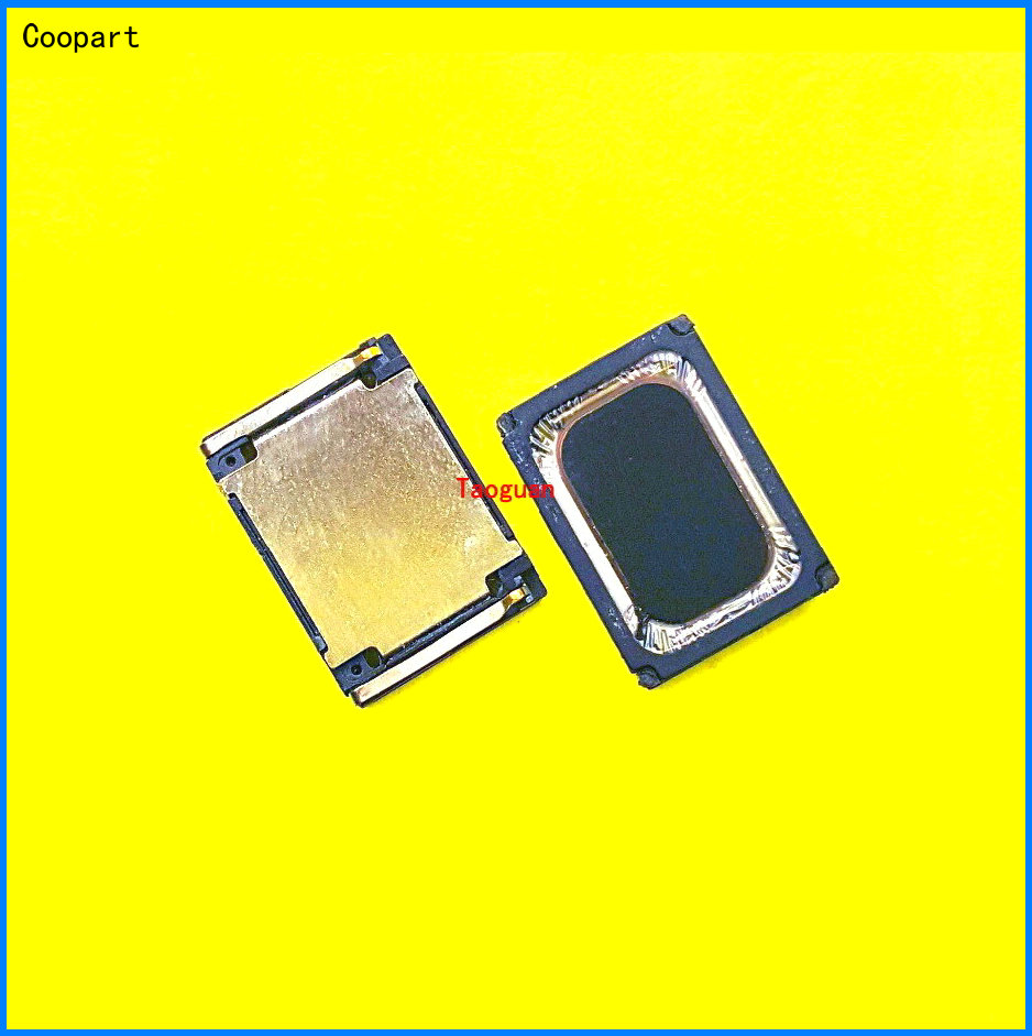 2pcs/lot Coopart New Loud Music Speaker Buzzer Ringer Replacement For ZTE Blade S6 V6 X7 High Quality