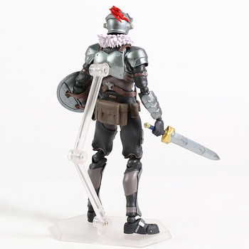 Goblin Slayer Figma 424 PVC Action Figure Collectible Model Toy 5