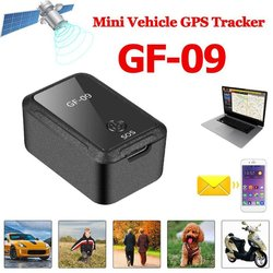 Remote Listening Magnetic Mini Vehicle GPS Tracker Real Time Tracking Device Old And Child Anti-Lost Locator