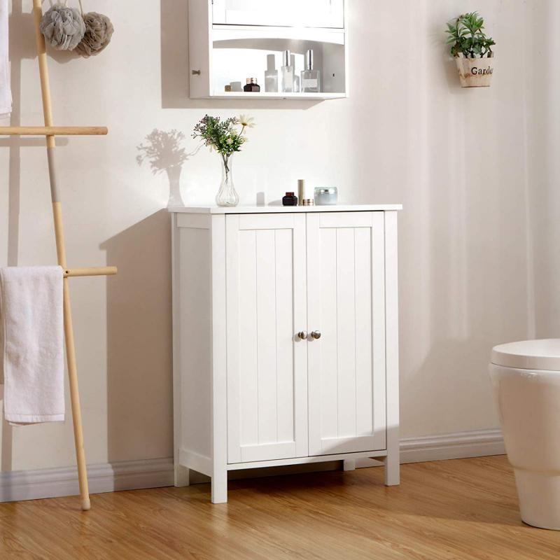 New Bathroom Standing Shelf Storage, Bathroom Stand Alone Cabinet