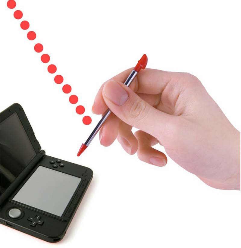نينتندو 3DS لعبة وحدة التحكم ستايلس مقاوم شاشة تعمل باللمس القلم 3DS XL 3 dsll 2DS اللمس القلم