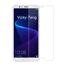 Tempered Glass Screen Protector For Huawei Honor 10 V10 Protective Film Glass for Huawei Honor 10 V10 Anti-scratch Film все цены