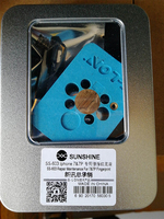 Sunshine Iphone 7 plus 7P U10 IC Special purpose Fingerprint home button repair base fixture Maintenance platform Tool SS 603