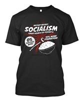 Chemise à Regret instantané pour homme, vêtement de style socialiste et patriotique, nouvelle collection