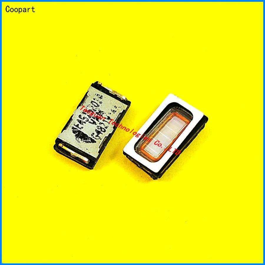 2pcs/lot Coopart New Ear Speaker Earpiece Receiver Replacement For HTC M9 Desire 820 826 D820U D820T D820S Nexus 9