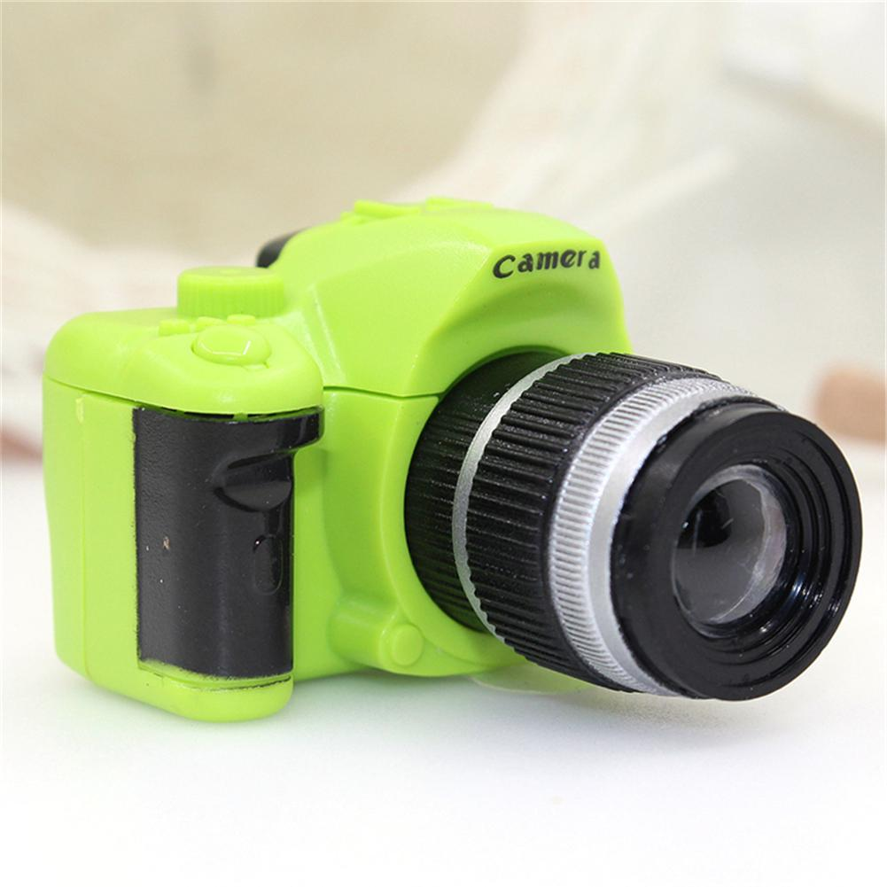 Cute Led Camera Flashing Toys For Kids Digital Camera Keychain Luminous Sound Flash Light Pendant Bag Accessories Children Toy