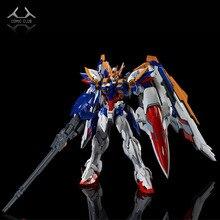 Robot pour CLUB comique instock MJH mojianghun hirm, version de wing gundam zero ew KA MG 1/100, assemblage de figurines, robot, jouet
