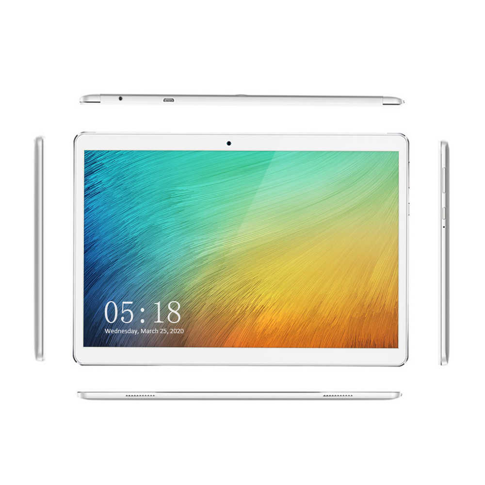 Anry X20 Tablet PC Deca Core Ram 4GB ROM 64GB Android 8.1 1900*1200 IPS 4G LTE Panggilan Telepon WIFI GPS Bluetooth 10.1 Inch Dual Sim