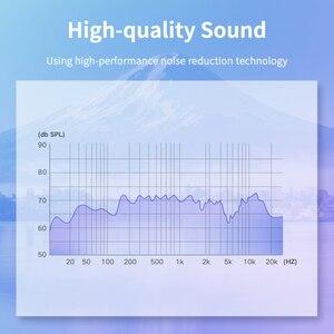 Image 3 - Медный Hi Fi кабель для обновления кабеля, USB Type C 3,5 мм усилитель для наушников, аудиоадаптер DAC для Huawei P20 OnePlus Samsung N309