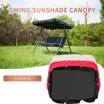 Outdoor Waterproof Summer Garden Swing Cover