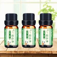 Массажное масло moxa 10 мл, эфирное масло для снятия боли, масло guasha, белое масло для удаления боли в спине