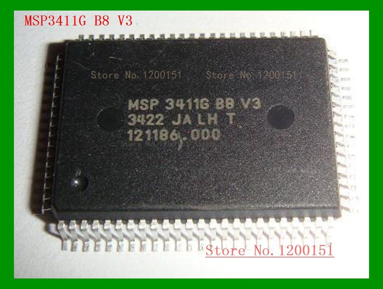 MSP3411G B8 V3 QFP80