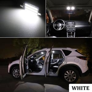 BMTxms Canbus для Hyundai Elantra XD HD MD UD AD 2001-2020 светодиодный светильник для салона автомобиля, набор лампочек для номерного знака