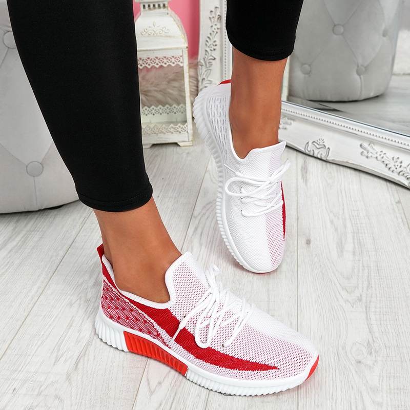 Woman Mesh Sneakers Shoes 2020 Round