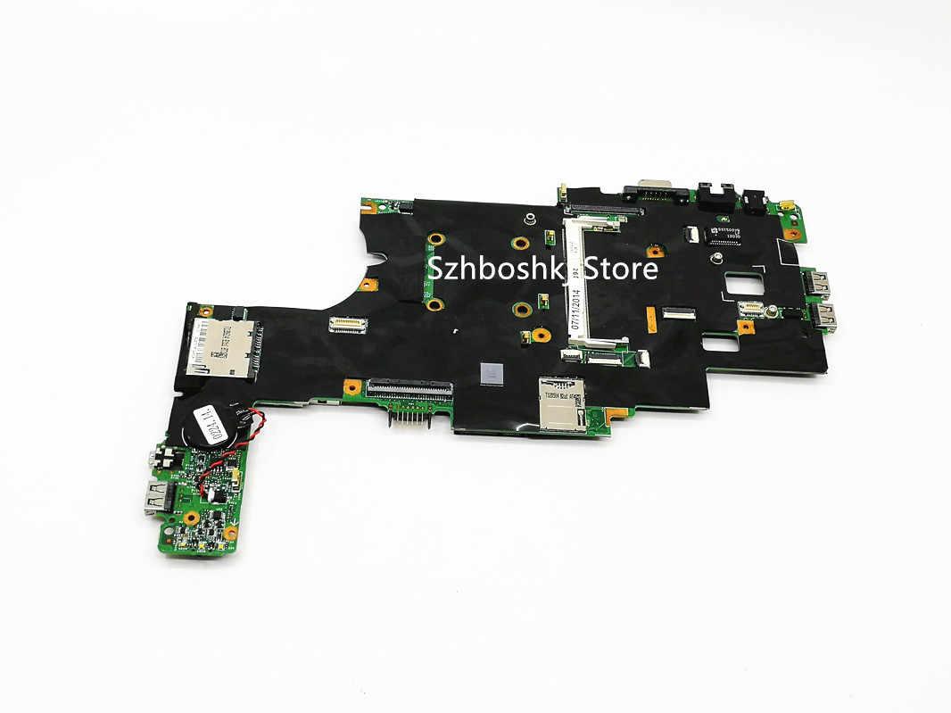 649746-001 654354-001 משלוח חינם עבור HP Elitebook 2760P האם מחשב נייד עם Intel i5-2520M מעבד DDR3 100% נבדק