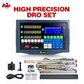 Hxx трехосевой цифровой индикации/разрешение 5u 3 шт eletronic линейки dro