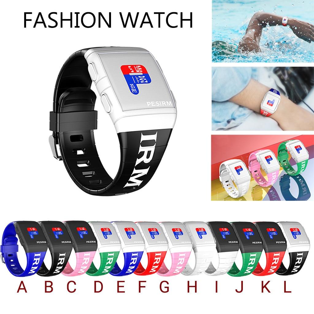 Man watch Reloj hombre Men Women Fashion Design Silicone Belt Watch High Quality Clock Watch Montre homme Zegarek męski@10