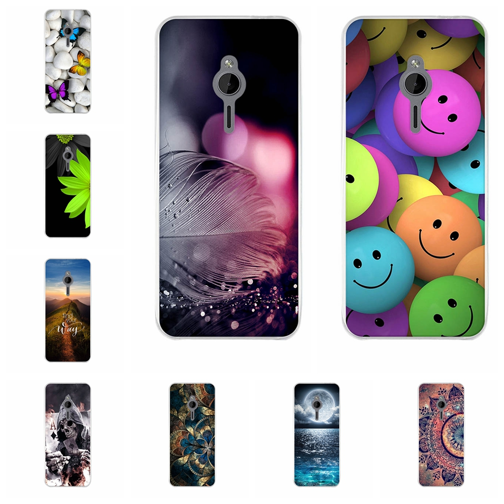 For <font><b>Nokia</b></font> <font><b>230</b></font> <font><b>Case</b></font> 3D Painting Fundas For <font><b>Nokia</b></font> <font><b>230</b></font> Back Cover Soft TPU Silicone Flower Coque For Nokia230 2.8 inch Phone <font><b>Cases</b></font> image