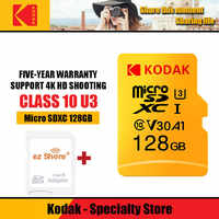 Ez share Wireless wifi Adaptador + Kodak Original U3 A1 V30 gb 32gb 64gb 128gbclass10 microsd wifi inalámbrico tf tarjeta flash tarjeta de memoria