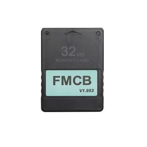 Image 5 - FMCB Giá Rẻ McBoot Thẻ Cho Sony PS2 Cho Playstation2 8MB/16MB/32MB/64MB thẻ Nhớ V1.953 OPL MC Khởi Động
