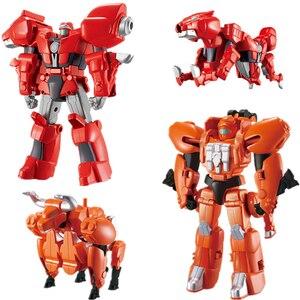 2020 Новое поступление цельная фигурка аниме трансформированная война чудовище трансформация детская игрушка деформация робот детский пода...