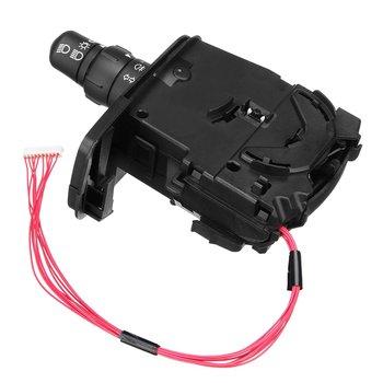 Durable Car Indicator Switch Stalk Turn Signal Switch Headlight Switch for Renault Clio MK3 Modus Kangoo