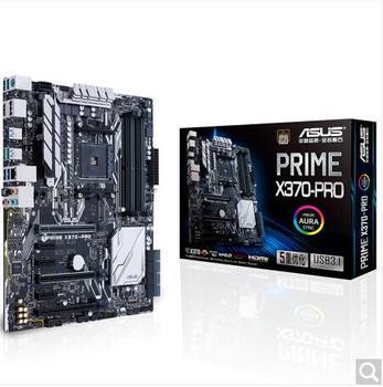 ASUS PRIME X370-PRO Desktop Motherboard +R7 2700X CPU  Motherboad+CPU Set used orignal