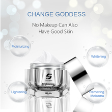 Creme anti envelhecimento hidratante da pigmentação com caracol 50g creme coreano do enrugamento dos cosméticos para o cuidado da pele da cara