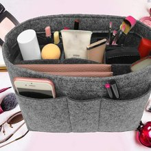 Multifunction Open Cosmetics Storage Bag