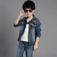 2019 Spring fashion children boy clothes sets kids boys  child costumes coat + jeans 2 pcs suits clothing