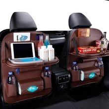 Organizer Protector-Accessories Tablet-Holder Storage-Bag Tissue-Box Car-Back-Seat Foldable
