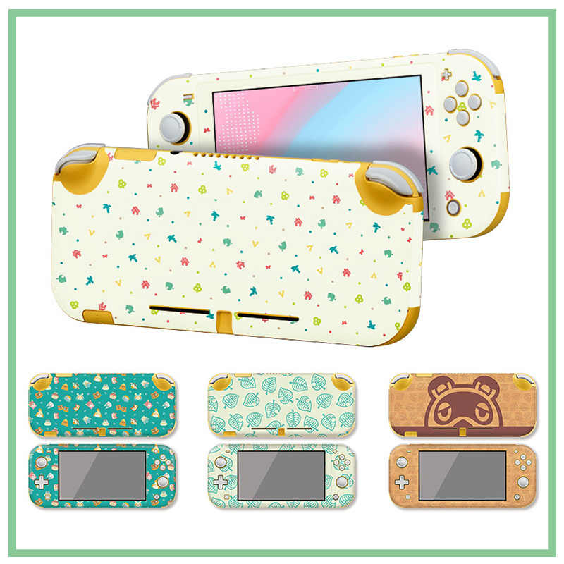 Switch Lite Stickers Animal Crossing Full Cover Cute Sticker