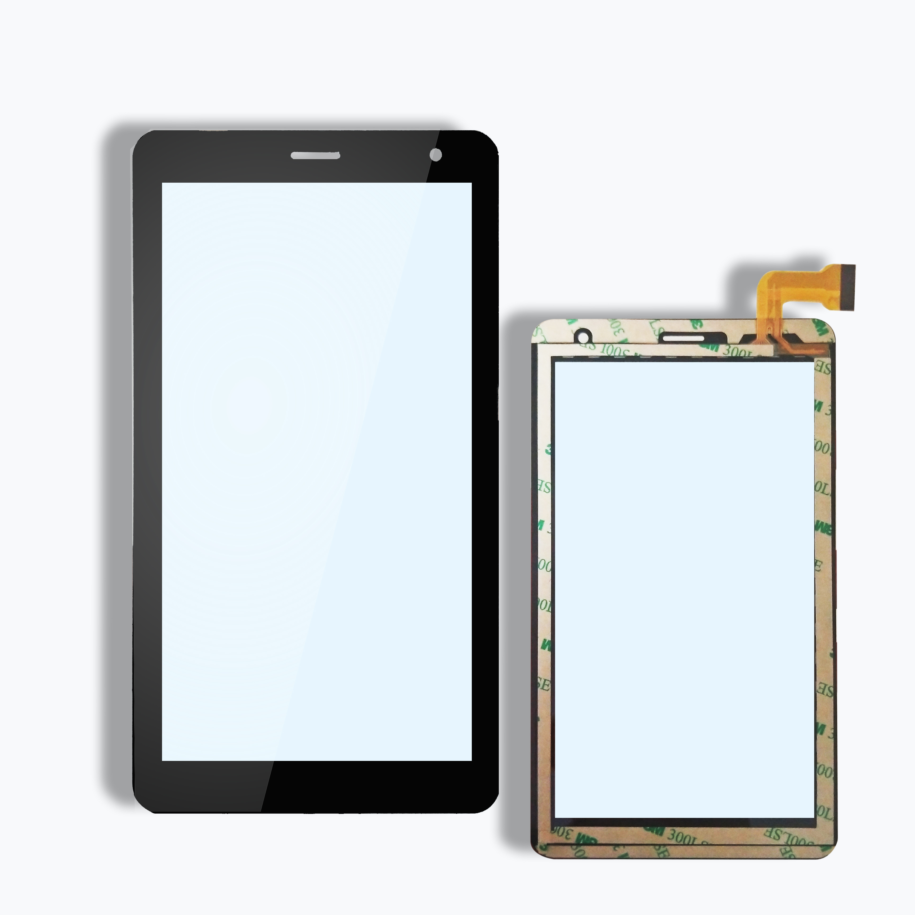 New For 7'' Inch Dexp Ursus N370 N470 4g Tablet Digitizer Touch Screen Panel Glass Sensor Replacement Free Shipping