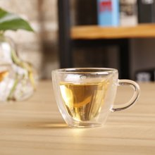 Creative Cute Little Hedgehog Milk Cup Glass Heat-resistant Coffee Microwave Heart Shape gull