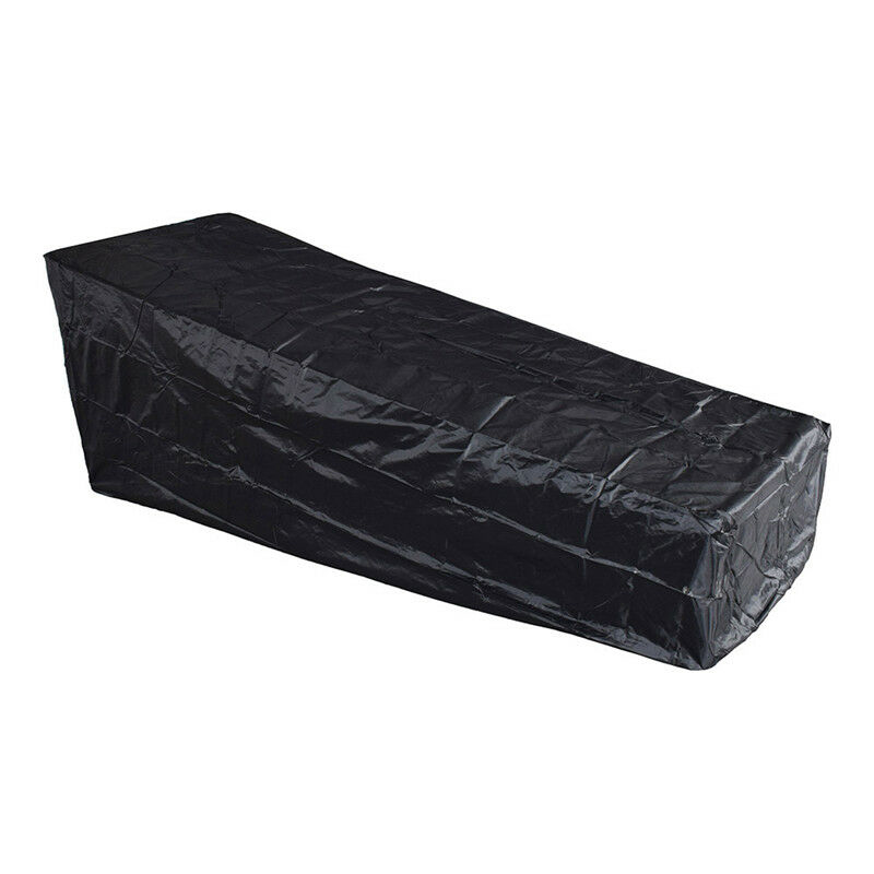Outdoor Furniture Cover Patio Sunbed Lounger Furniture Dust Covers Waterproof Weather Protector Cover