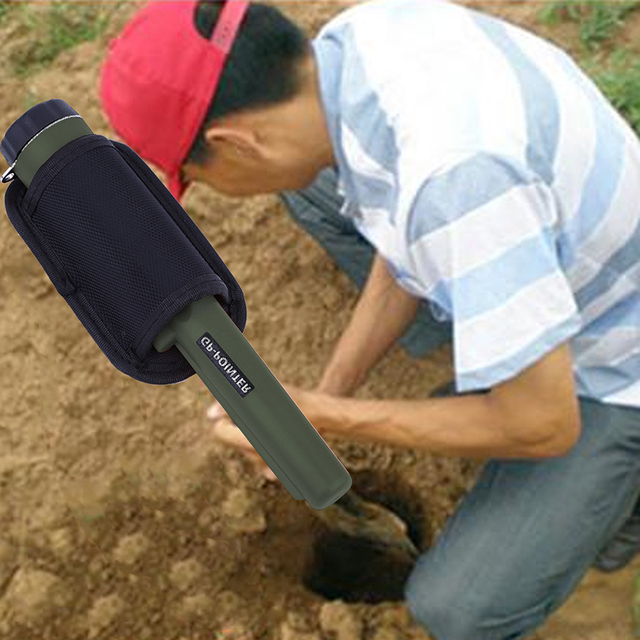 New Handheld Metal Detector Pinpointing GP Detector Pointer Pinpointing Cable Finder Scanner 1