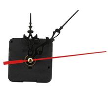 1 Pc cichy duży zegar ścienny mechanizm zegara kwarcowego części naprawcze DIY + ręce zegarek zegar ścienny akcesoria do zegara ruchu tanie tanio CN (pochodzenie) Clock Parts 5 5*5 5*1 5cm 12 mm Thread approximately 6 mm