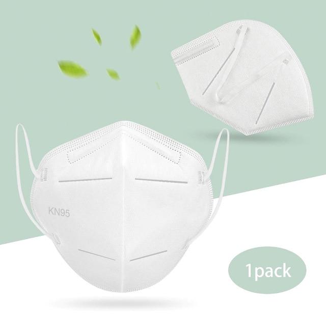 KN95 protective mask KF94 dustproof anti-fog anti-flu daily mask 2
