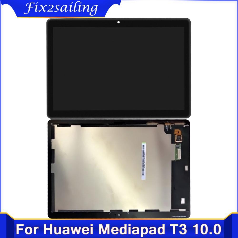 Для Huawei Mediapad MediaPad T3 10 AGS-L03 AGS-L09 AGS-W09 T3 ЖК-дисплей сенсорный экран дигитайзер в сборе