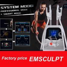 Body contouting Slimming EMSlim Body Sculpting Machine abs trasining muscle stimulator emsculpt