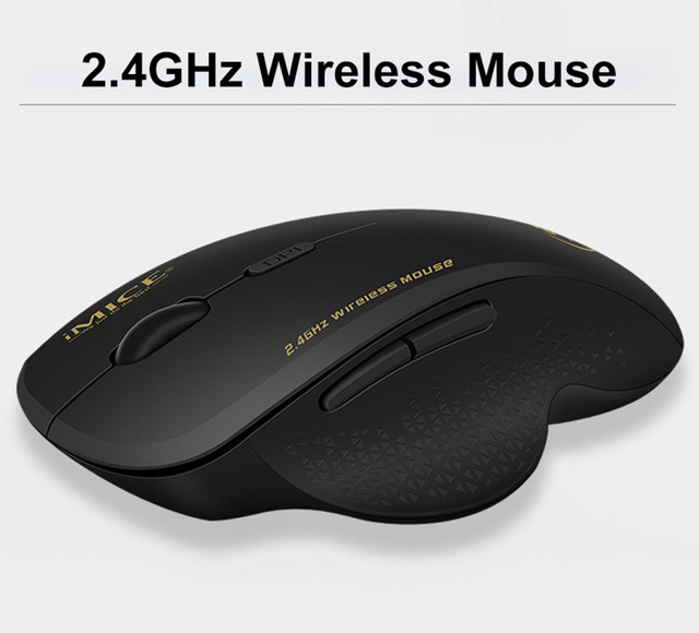 Wireless Mouse Gamer Computer Mouse Wireless Gaming Mouse Ergonomic Mause 6 Buttons USB Optical Game Mice For Computer PC Laptop 2