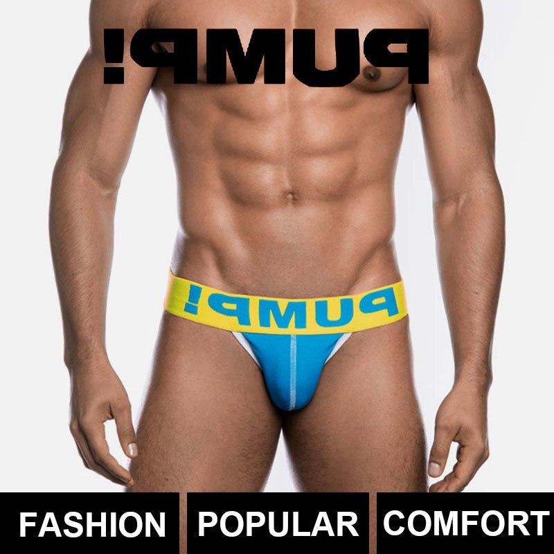 Low waist Cotton Gay Men Sexy Underwear Thong Men Jockstrap Free Shipping Mens Thongs And G strings Man thong