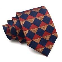 Модный повседневный мужской галстук 2021 новый высококачественный