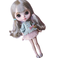 ICY Factory Blyth Doll 1/6 BJD Dolls 30cm Blyth Custom Doll 19 Joint Body with Hands Toys for Girls Special Offer on Sale