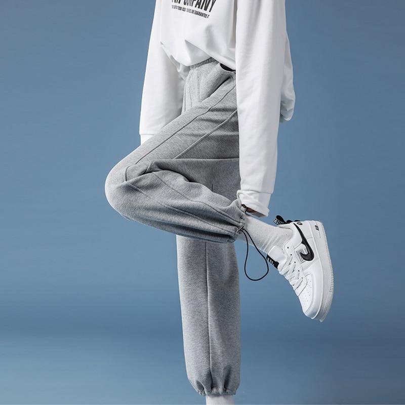 Straight Sweatpants Women Oversized Streetwear Joggers Black Gray Women's Sports Pants  Wide Leg  High Waisted Trousers Women