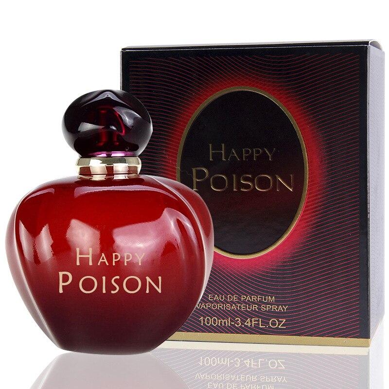 Long Lasting Women Perfume 100ml Feminino Flower Fragrances Body Spray Parfum Mujer Liquid Antiperspirant Eau De Toilette W48