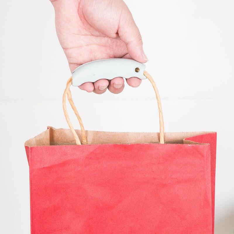 1 PCS Comfortable Lifting Bag Convenient Bag Carrying Saving Tool Bag Hanging Silicone Processor Kitchen Dish Lifting Tool