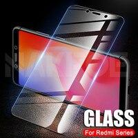 9H Gehärtetem Glas Für Xiaomi Redmi 6 Pro 6A 7 7A 5 Plus 5A 4X S2 Gehen K20 Hinweis 6 5 5A 4 4X Pro Glas